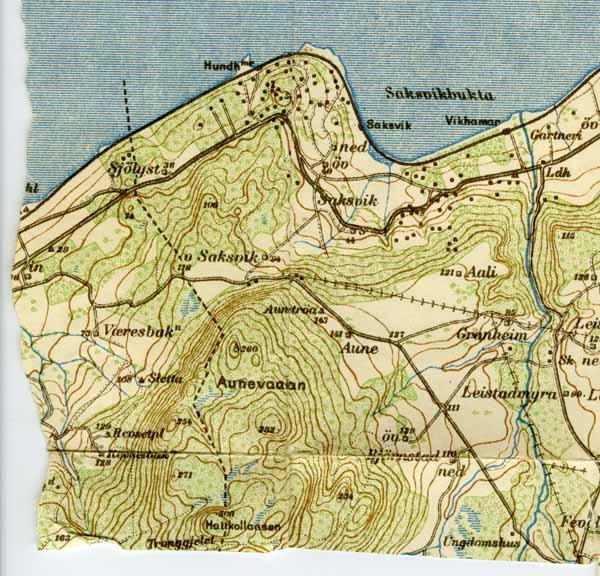 kart over malvik Skogskarenes kartmuseum kart over malvik